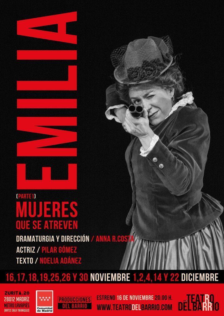 Cartel EMILIA DEF