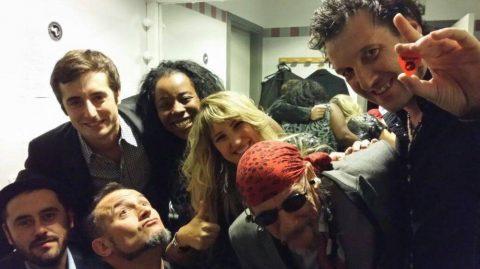 El Drogas. Rhythm & Blues Band