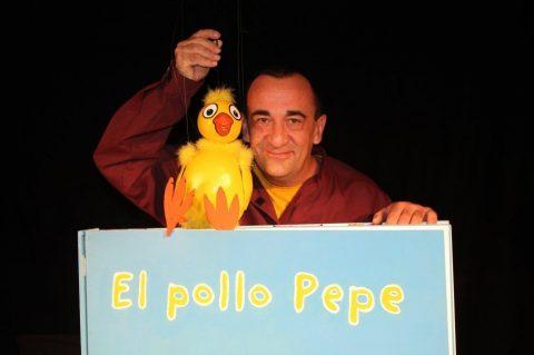 Infantil – El pollo Pepe