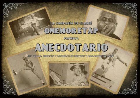 ANECDOTARIO – Cia. ONEMORETAP