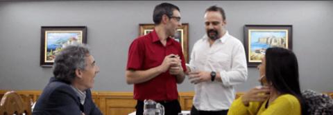 MÁS GENTE EN SITIOS – TALLER DE CINE
