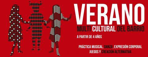VERANO MULTICULTURAL DEL BARRIO – Taller para niños/as