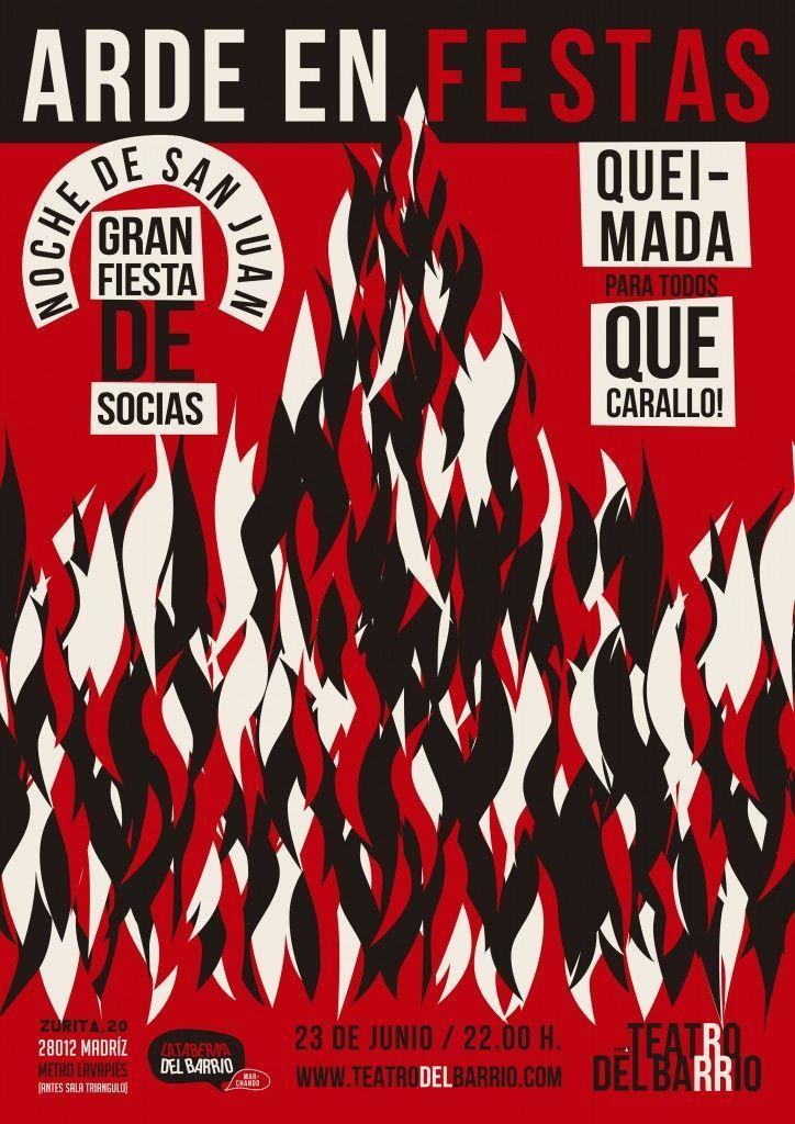 FESTA SOCIOS cartel