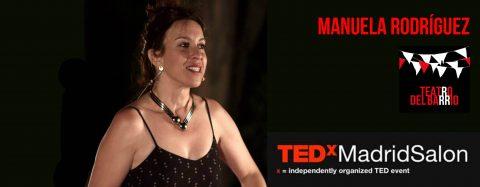 Ciudadanos producen el teatro que quieren ver – TedXMadridSalon