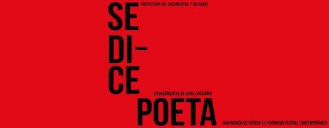 Proyección «SE DICE POETA» + Coloquio