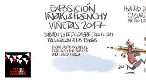 VERMUT CIUDADANO – Exposición IÑAKI & FRENCHY. VIÑETAS 2017
