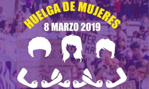 El TDB apoya la HUELGA FEMINISTA