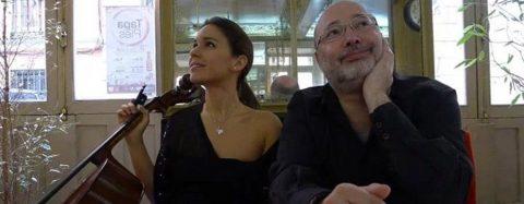 Arturo Ballesteros & Susana Rico. Concierto entre funciones
