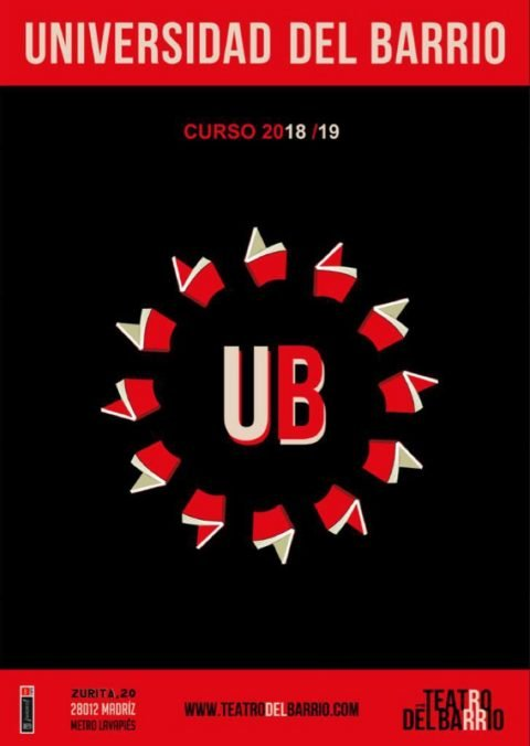 UNIVERSIDAD DEL BARRIO 2018-19