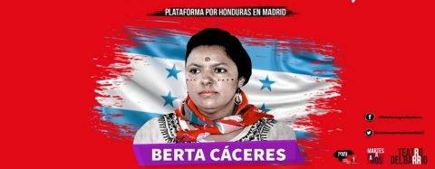 MARTES CIUDADANOS – BERTA CÁCERES. Tercer aniversario de su siembra.
