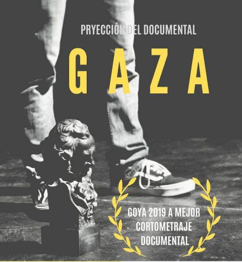 Proyección del documental GAZA