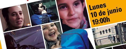 LUNES CIUDADANO – Proyección del documental «LOS NIÑOS DE LA MOCHILA»