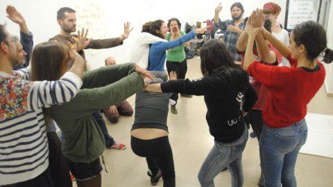 Movimiento colectivo para la transformación social