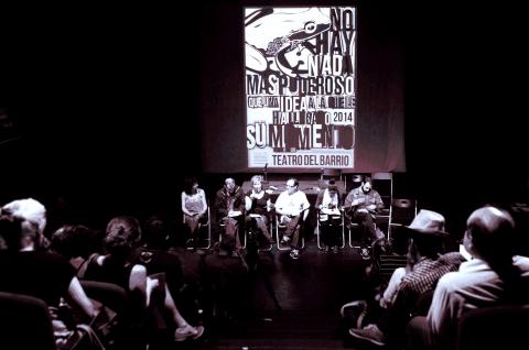 La Universidad del Barrio, un espacio para el aprendizaje político