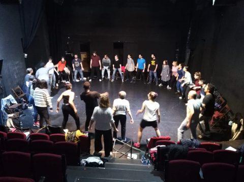 CAÍDOS DEL CIELO. Taller de teatro para la transformación social