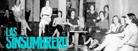 Taller de teatro. Las mujeres olvidadas de la generación del 27. LAS SINSOMBRERO