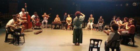 Taller interdisciplinar de improvisación libre con CHEFA ALONSO