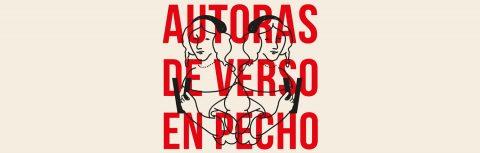 AUTORAS DE VERSO EN PECHO con Ángel Amorós.