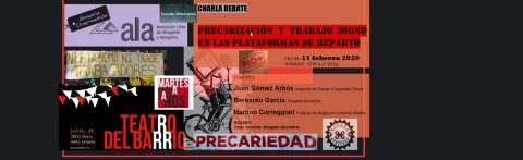 MARTES CIUDADANOS – Asociación libre de abogados y abogadas.