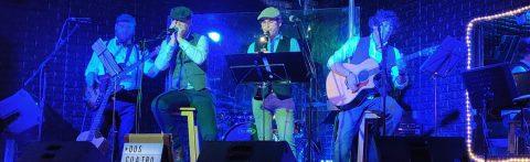 Noche de Baile con Dos 4 Band