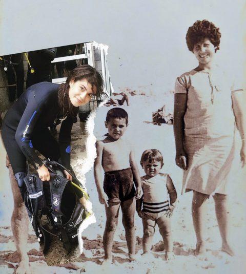 Historia familiar en la distancia social. PROD. KEPLER