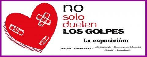 NO SOLO DUELEN LOS GOLPES – La Exposición